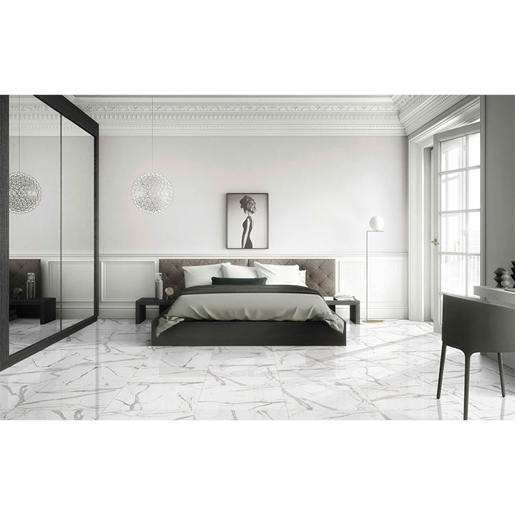 Glazed Porcelain Honed Surface Flooring Tile 600X900Mm Interior Wall And Floor Ceramic Tile Marble tiles