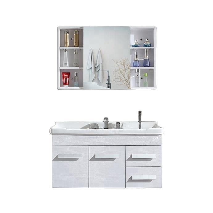 bathroom cabinet white design wall cabinet