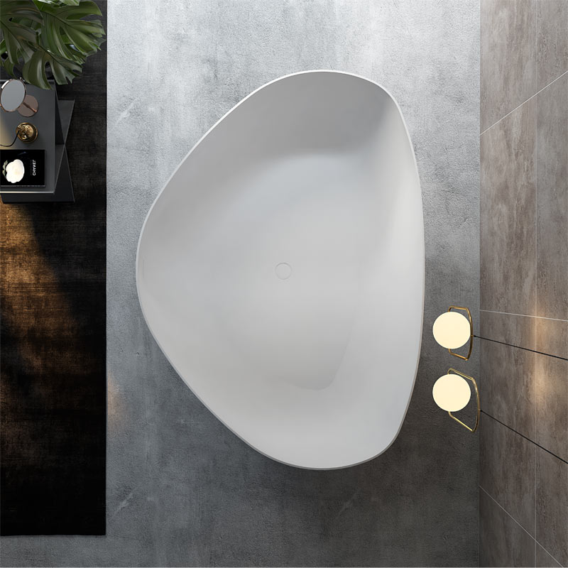 Best Heart-shaped Freestanding Home Acrylic Bathtubs TW-7660