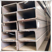 Standard Length 100*100*5 Carbon Steel Square Pipe Tube