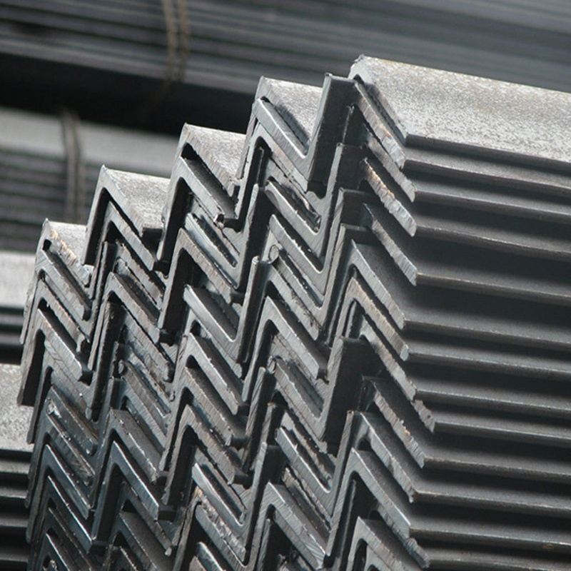 Construction structural L shape ms equal steel angle bar from factory