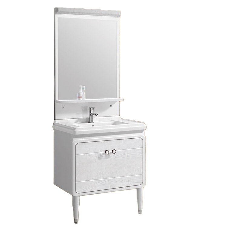Competitive Price Made In China New Designs Products PVC Bathroom Vanities