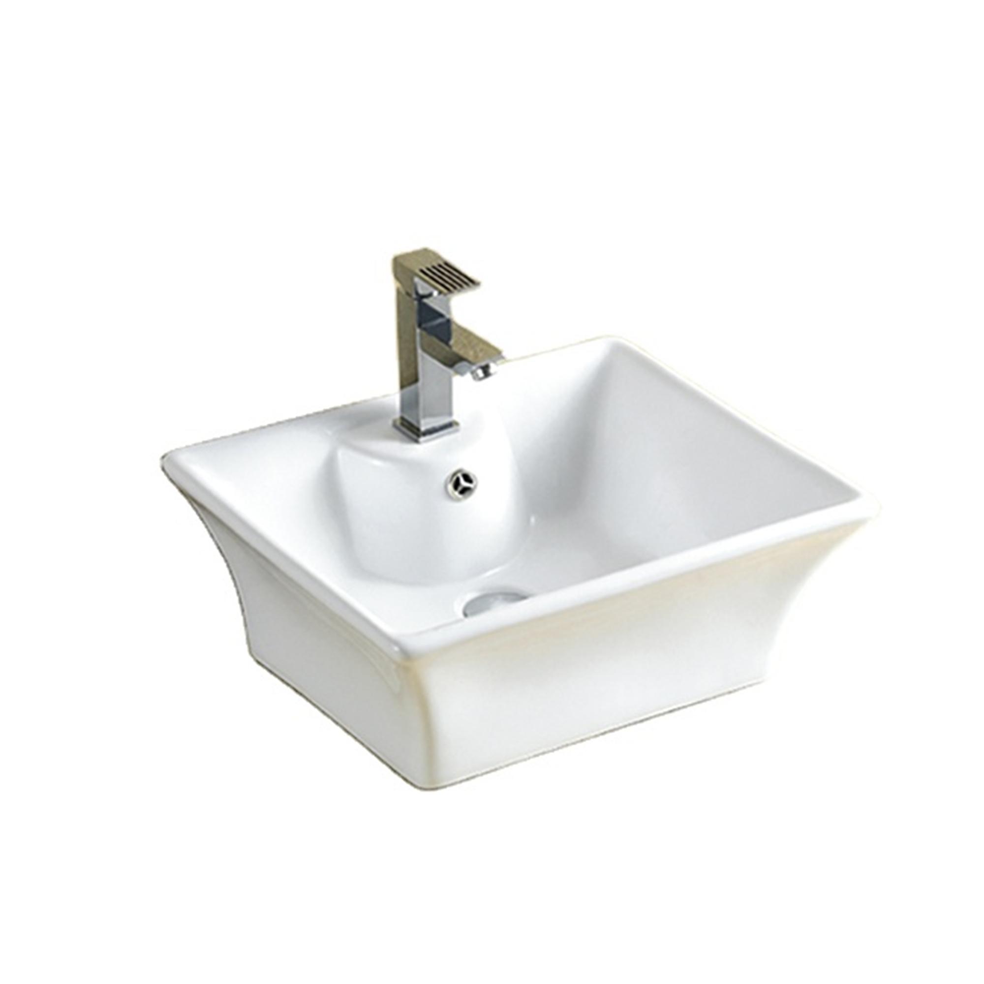 First-8006 White Luxury Designs Ceramic Lavabo Bathroom Sinks Wash Basin