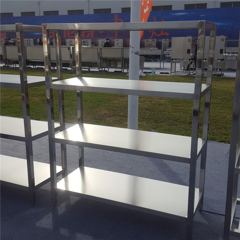 Heavy Duty Commercial kitchen racks stainless steel shelf