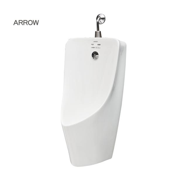 ARROW brand Elegant Sanitary Wares chinese porcelain not plastic automatic sensor floor mounted bathroom men's urinal