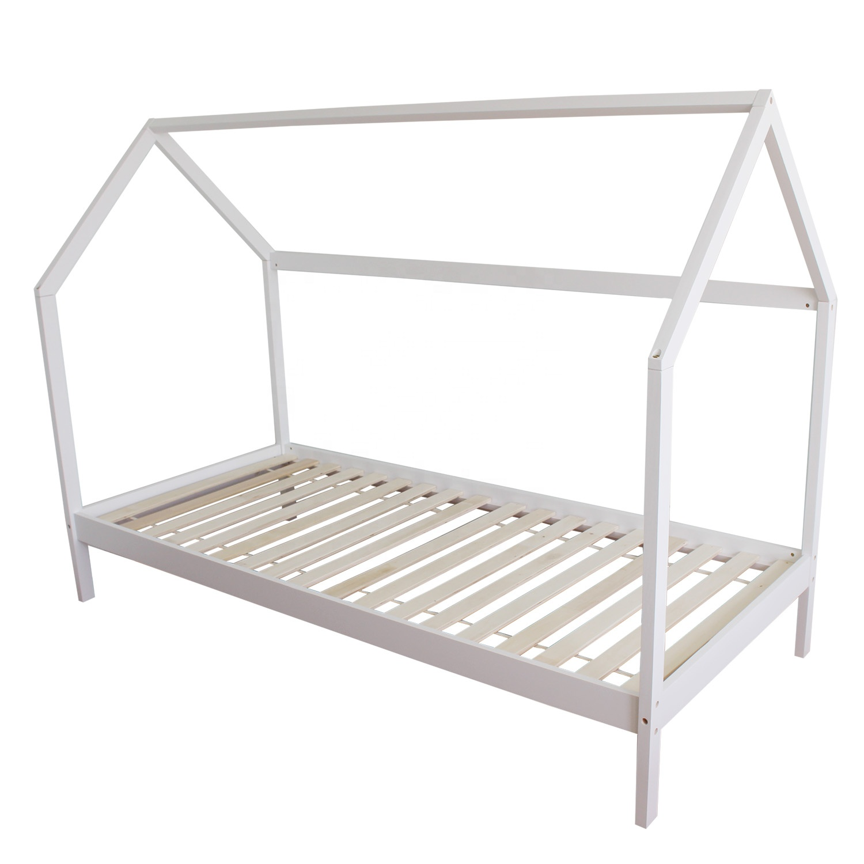 Modern furniture home house frame bed kids teepee bed