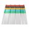 KEGRET Free Sample Plastic roof tile reusable anti-lippage tile leveling system for floor