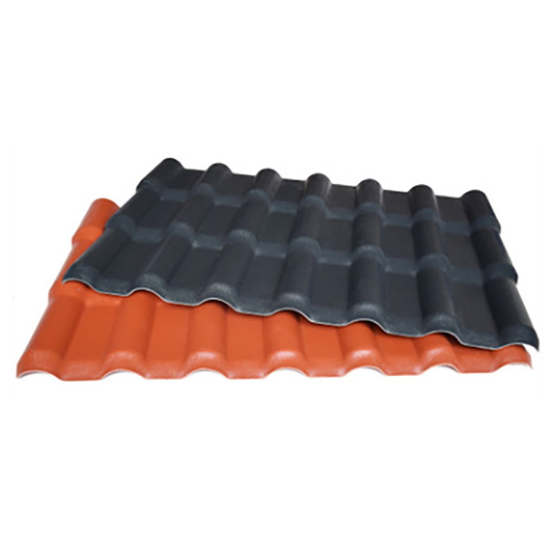 Building Materials Stone Synthetic resin Roofing Tile Sheet for house