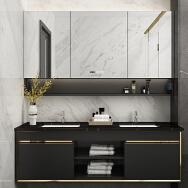 Foshan Ou Hong Zhi Sanitary Ware Factory Bathroom Cabinets