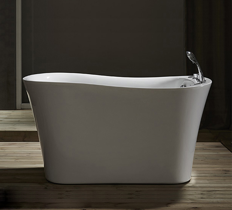 ARROW brand hotel engineer hot sell acrylic bathtub with massage function