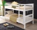 ( WJZ-358 ) solid pine wood double bunk beds