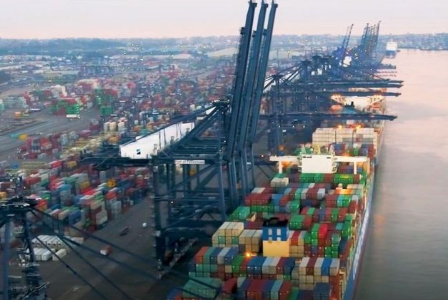 Felixstowe and Harwich ports submit bid for new Freeport status