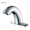 ARROW brand electric battery basin mixer cold water infrared sensor kitchen automatic faucet