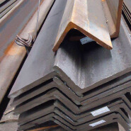 ASTM A36 galvanized iron profiles carbon steel angle bars