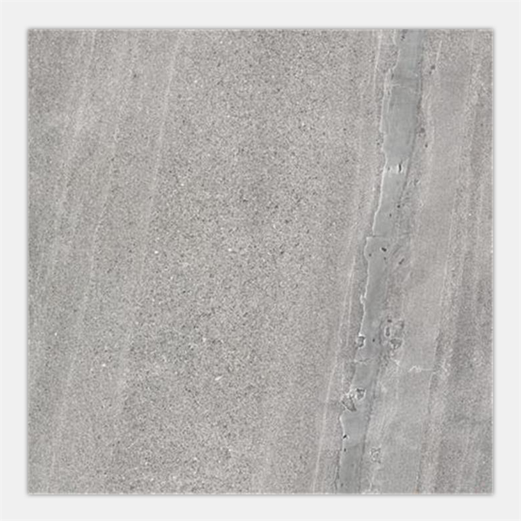 600 x 600 Hot Sale Patterns Office Grey Polished Porcelain Floor Tiles Design