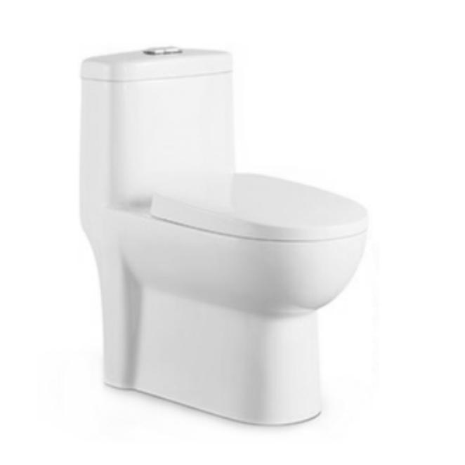 BM1041 High Quality Siphonic One-piece Bathroom Ceramic Sanitary Ware Toilet