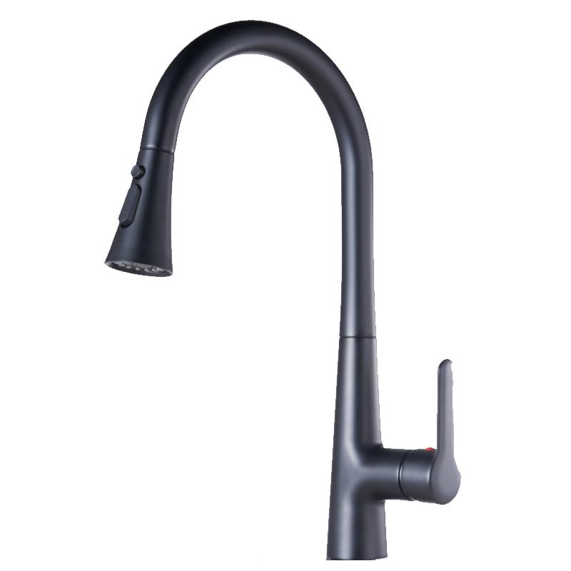 Faucets Mixers Taps Kitchen Faucet Black