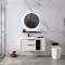 Popular Products Simple Design White Color PVC Bathroom Vanities