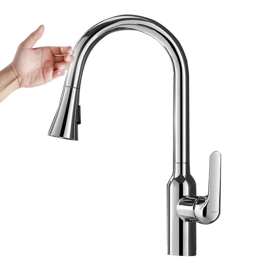 Touch Faucet for Kitchen Sink Aqua Kitchen Tap