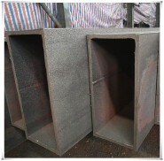 Mild steel square tube profiles sizes tubular 1020 galvanized steel square tube weight square section metal tube