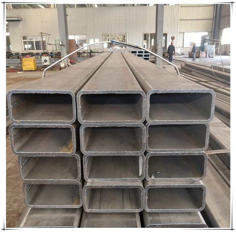 China manufacturer welded square tube pipe weight