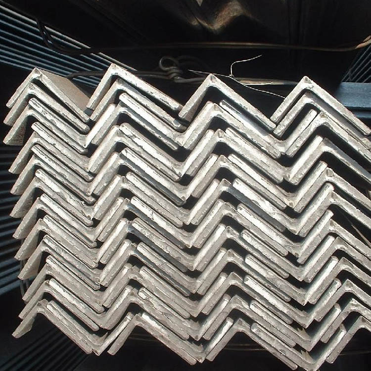 high quality construction iron hot rolled carbon steel angle bar