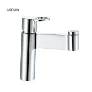 ARROW brand Foshan factory sanitary wares chrome plated brass copper faucet bathroom sink basin mixer taps