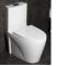A-6832 classic Economy big ceramic toilet sanitary ware one piece toilet