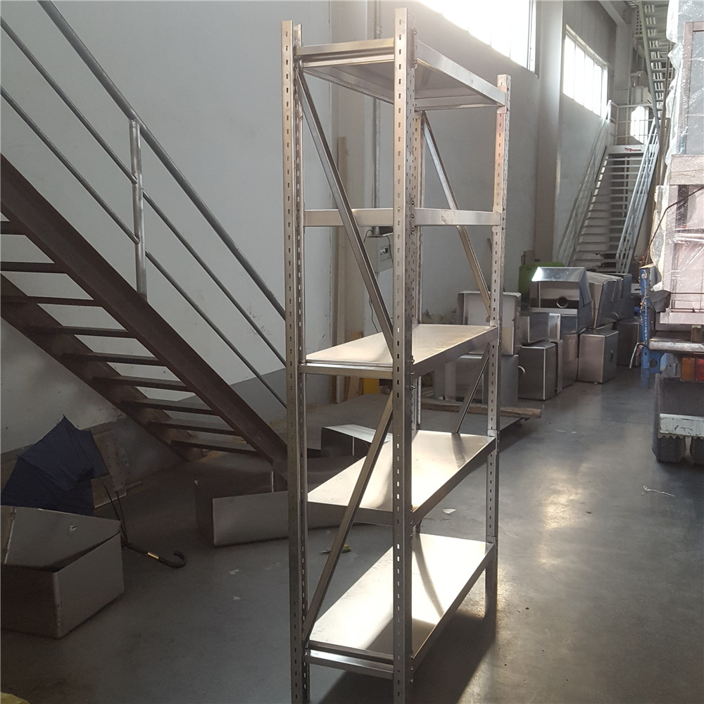 Heavy Duty Stainless Steel Commercial Kitchen Rack Storage Shelf