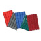 Spanish Roman type high quality plastic roof tiles pvc waterproof building accessories roof tile