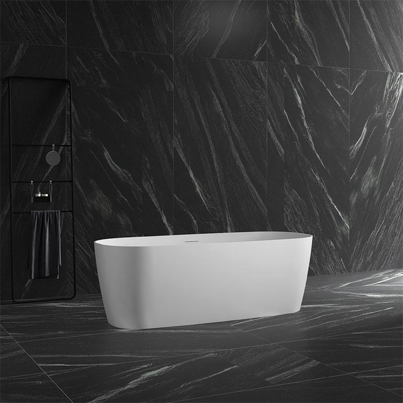 Best Quality Oval Freestanding Acrylic Bathtubs TW-7606