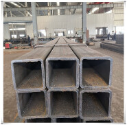 Galvanized hollow section mild steel square tubes/pipes
