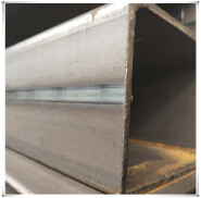 Seamless carbon gi square pipe ms square tube price list for building material