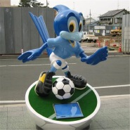 surprise doll or mascote,shark mascot costume