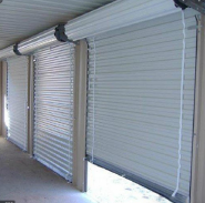 Yekalon Sales Promotion high quality Original Design Aluminum Rolling Shutter Garage Doors