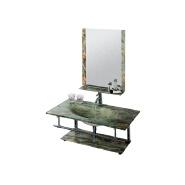 2019 fashionable sink ceramic glass wash hand basin hair wash basin