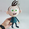 OEM stuffed soft toys custom plush toys , soft baby plush boy doll custom