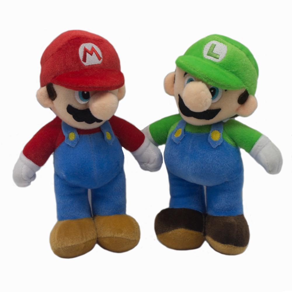2017 New OEM plush syuffed toy Mario plush toy for kid