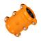 Quality Assured Body DI PVC PE Water Pipe Leak Repair Clamp