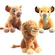 Custom Plush Lovely Lion Doll Cartoon Animal Plush Toy