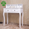 Factory supply Elegant Durable Comfortable Beautiful Home Decoration Wood Vanity Table Dressing