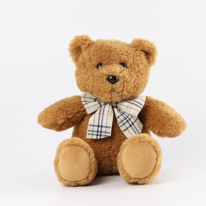 Custom Brown Teddy Bear Plush Bear Stuffed Toy Stuffed Animal Toys