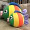 High Quality Colorful Kiss Fish Stuffed Animal Plush Toys