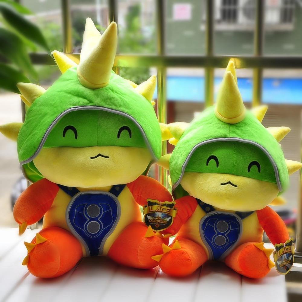 Custom Lovely Doll League of Legends Rammus Plush Toy