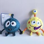 OEM Design Super Soft Fabric Doll Custom Stuffed Animal Plush Toys