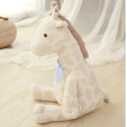 Super Soft Plush Material Cartoon Giraffe Stuffed Plush Toys for Babies