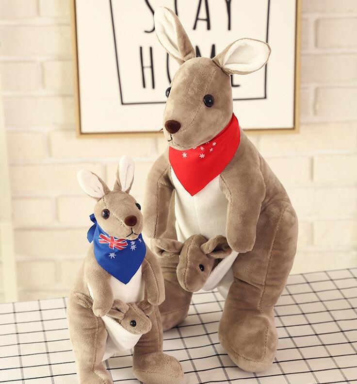 Large Size Popular Custom Kangaroo Plush Toys
