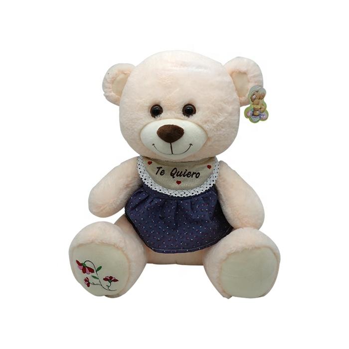 Interior decorative ornaments plush teddy bear animal stuffed toys