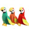New Design Could Record Your Voice Stuffed Plush Parrot Toys