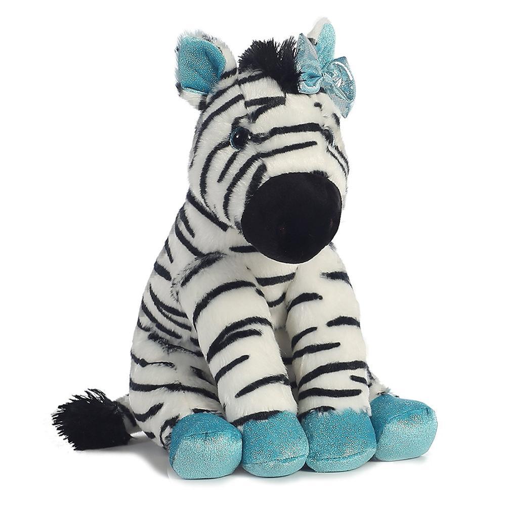 Personalized Plush Animal Cute Zebra Stuffed Toys